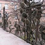 кованные балконные ограждения 2