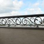 кованные балконные ограждения 4