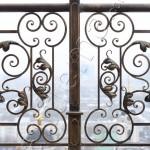 кованые балконные ограждения 2