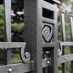 ковка ворот Тантьема