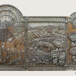 фото кованых ворот Tantiema