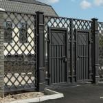 кованые ворота киев Tantiema