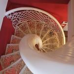 кованые лестницы Тантьема