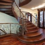 ковка лестниц Тантьема