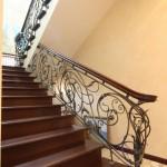 ковка лестниц 5